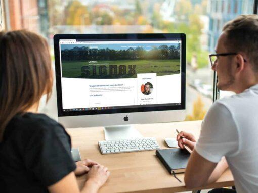 Sigmax Vacaturewebsite