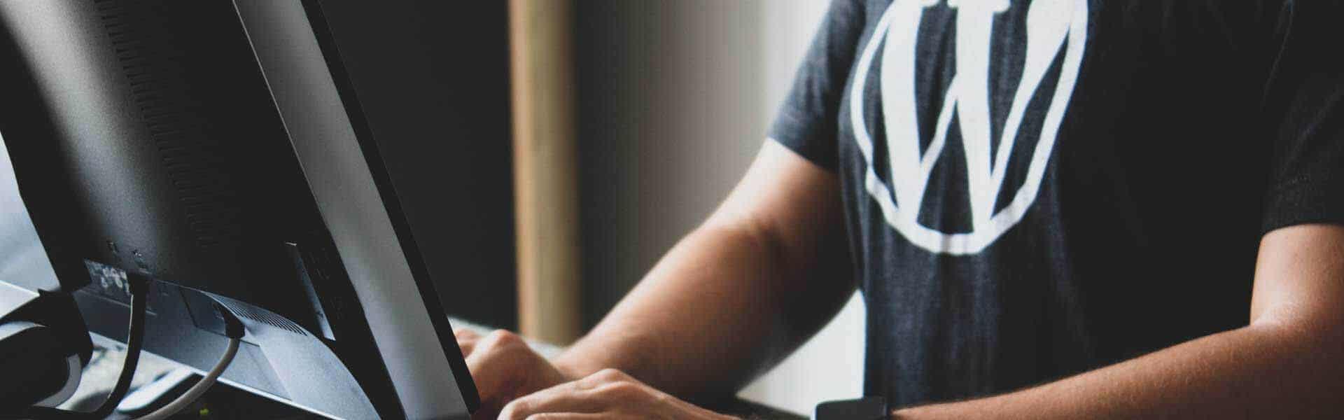 website laten bouwen in WordPress