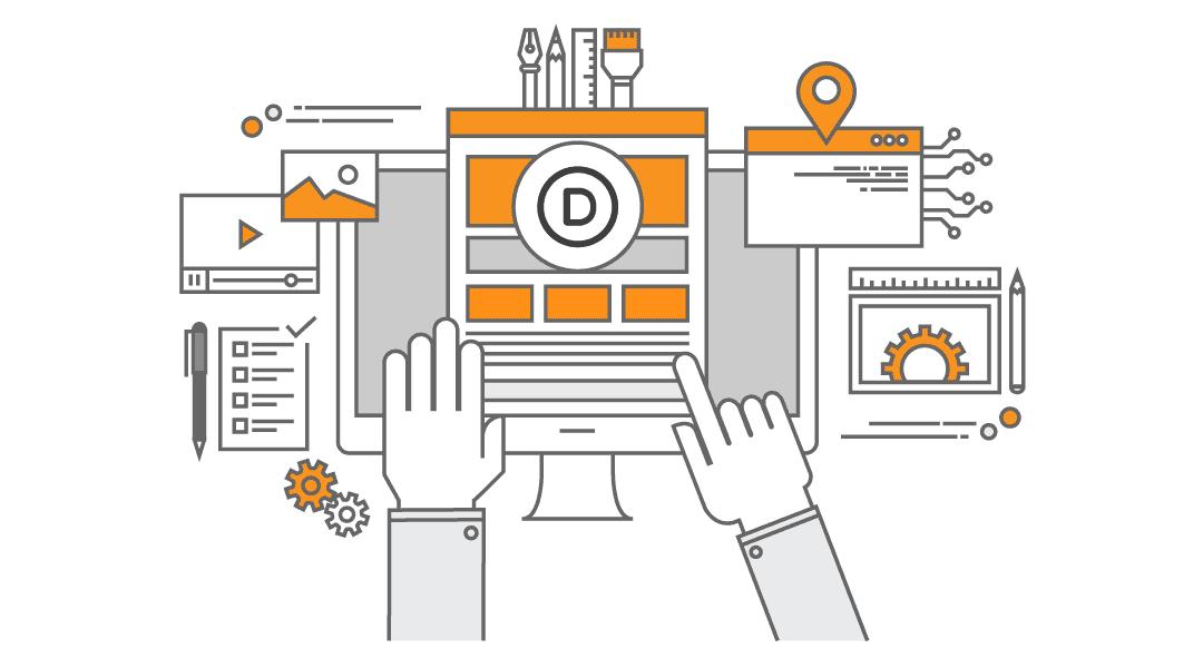 Infographic: Grafische tools voor Divi